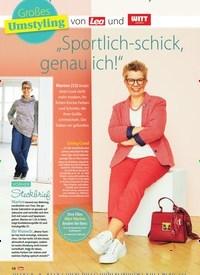 """Titelbild der Ausgabe 13/2019 von """"Sportlich-schick, genau ich!"""". Zeitschriften als Abo oder epaper bei United Kiosk online kaufen."""