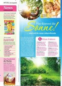 Titelbild der Ausgabe 19/2019 von Hier kommt die Sonne!. Zeitschriften als Abo oder epaper bei United Kiosk online kaufen.