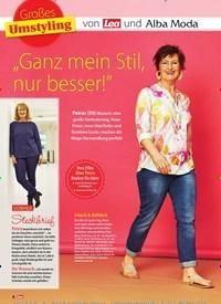 """Titelbild der Ausgabe 22/2019 von Großes Umstyling: """"Ganz mein Stil, nur besser!"""". Zeitschriften als Abo oder epaper bei United Kiosk online kaufen."""