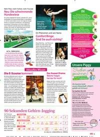Titelbild der Ausgabe 23/2019 von Aktuelles Wissen. Zeitschriften als Abo oder epaper bei United Kiosk online kaufen.