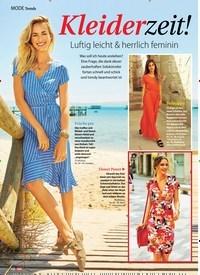 Titelbild der Ausgabe 23/2019 von Trends: Kleiderzeit!. Zeitschriften als Abo oder epaper bei United Kiosk online kaufen.
