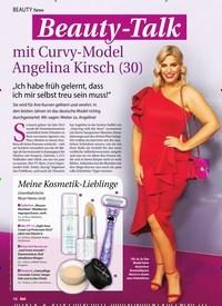 Titelbild der Ausgabe 25/2019 von News: Beauty-Talk mit Curvy-Model Angelina Kirsch (30). Zeitschriften als Abo oder epaper bei United Kiosk online kaufen.