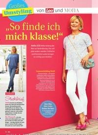 """Titelbild der Ausgabe 26/2019 von Großes Umstyling: """"So finde ich mich klasse!"""". Zeitschriften als Abo oder epaper bei United Kiosk online kaufen."""