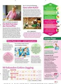 Titelbild der Ausgabe 29/2019 von Wenn Paare reisen – wird's kompliziert. Zeitschriften als Abo oder epaper bei United Kiosk online kaufen.