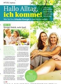 Titelbild der Ausgabe 33/2019 von Hallo Alltag, ich komme!. Zeitschriften als Abo oder epaper bei United Kiosk online kaufen.