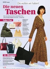 Titelbild der Ausgabe 35/2019 von Trends: Die wollen wir haben!: Die neuen Taschen. Zeitschriften als Abo oder epaper bei United Kiosk online kaufen.
