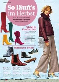 Titelbild der Ausgabe 36/2019 von Trends: So läuft's im Herbst. Zeitschriften als Abo oder epaper bei United Kiosk online kaufen.