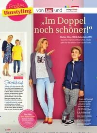 """Titelbild der Ausgabe 37/2019 von Großes Umstyling """"Im Doppel noch schöner!"""". Zeitschriften als Abo oder epaper bei United Kiosk online kaufen."""