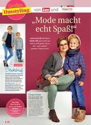 """Titelbild der Ausgabe 39/2019 von Großes Umstyling: von und: """"Mode macht echt Spaß!"""". Zeitschriften als Abo oder epaper bei United Kiosk online kaufen."""