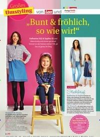 """Titelbild der Ausgabe 40/2019 von Großes Umstyling: von Lea und """"Bunt & fröhlich, so wie wir!"""". Zeitschriften als Abo oder epaper bei United Kiosk online kaufen."""