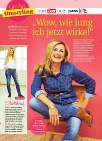 """Titelbild der Ausgabe 43/2019 von Großes Umstyling: """"Wow, wie jung ich jetzt wirke!"""". Zeitschriften als Abo oder epaper bei United Kiosk online kaufen."""