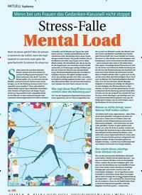 Titelbild der Ausgabe 44/2019 von Stress-Falle Mental Load. Zeitschriften als Abo oder epaper bei United Kiosk online kaufen.