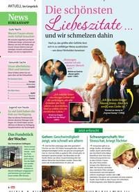 Titelbild der Ausgabe 47/2019 von Die schönsten Liebeszitate … und wir schmelzen dahin. Zeitschriften als Abo oder epaper bei United Kiosk online kaufen.