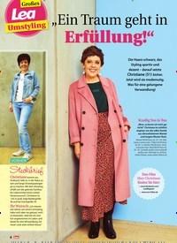 """Titelbild der Ausgabe 47/2019 von """"Ein Traum geht in Erfüllung!"""". Zeitschriften als Abo oder epaper bei United Kiosk online kaufen."""