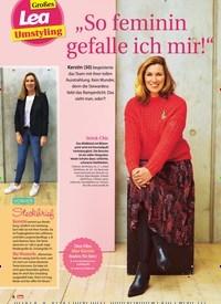"""Titelbild der Ausgabe 48/2019 von """"So feminin gefalle ich mir!"""". Zeitschriften als Abo oder epaper bei United Kiosk online kaufen."""