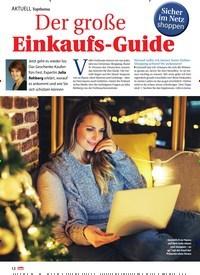 Titelbild der Ausgabe 48/2019 von AKTUELL Topthema: Der große Einkaufs-Guide. Zeitschriften als Abo oder epaper bei United Kiosk online kaufen.