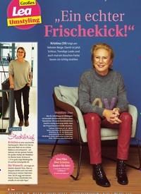 """Titelbild der Ausgabe 49/2019 von """"Ein echter Frischekick!"""". Zeitschriften als Abo oder epaper bei United Kiosk online kaufen."""