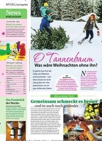 Titelbild der Ausgabe 51/2019 von O Tannenbaum: Was wäre Weihnachten ohne ihn?. Zeitschriften als Abo oder epaper bei United Kiosk online kaufen.