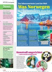 Titelbild der Ausgabe 3/2020 von Das lebenswerteste Land der Welt: Was Norwegen so besonders macht. Zeitschriften als Abo oder epaper bei United Kiosk online kaufen.
