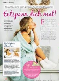 Titelbild der Ausgabe 3/2020 von Verwöhnen mit dem genialen Anti-Stress-Programm: Entspann dich mal!. Zeitschriften als Abo oder epaper bei United Kiosk online kaufen.