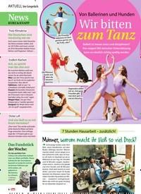 Titelbild der Ausgabe 5/2020 von Wir bitten zum Tanz. Zeitschriften als Abo oder epaper bei United Kiosk online kaufen.