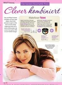 Titelbild der Ausgabe 6/2020 von Beratung: Die besten Kosmetik-Trios: Clever kombiniert. Zeitschriften als Abo oder epaper bei United Kiosk online kaufen.
