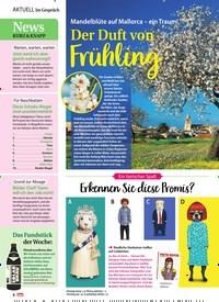 Titelbild der Ausgabe 7/2020 von Mandelblüte auf Mallorca - ein Traum!: Der Duft von Frühling. Zeitschriften als Abo oder epaper bei United Kiosk online kaufen.