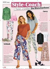 Titelbild der Ausgabe 8/2020 von Trends: Style-Coach. Zeitschriften als Abo oder epaper bei United Kiosk online kaufen.