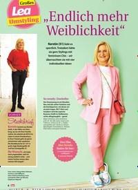 """Titelbild der Ausgabe 11/2020 von Großes Umstyling: """"Endlich mehr Weiblichkeit"""". Zeitschriften als Abo oder epaper bei United Kiosk online kaufen."""