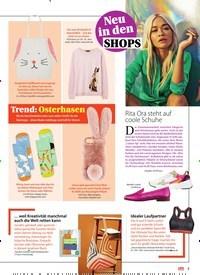 Titelbild der Ausgabe 13/2020 von Trend: Osterhasen. Zeitschriften als Abo oder epaper bei United Kiosk online kaufen.