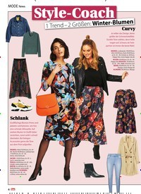 Titelbild der Ausgabe 45/2020 von News: Style-Coach. Zeitschriften als Abo oder epaper bei United Kiosk online kaufen.