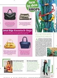 Titelbild der Ausgabe 48/2020 von Neu in den SHOPS: Jetzt hip: Knautsch-Bags. Zeitschriften als Abo oder epaper bei United Kiosk online kaufen.