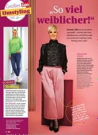 """Titelbild der Ausgabe 48/2020 von """"So viel weiblicher!"""". Zeitschriften als Abo oder epaper bei United Kiosk online kaufen."""