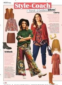 Titelbild der Ausgabe 49/2020 von News: Style-Coach: 1 Trend - 2 Größen: Ethno. Zeitschriften als Abo oder epaper bei United Kiosk online kaufen.