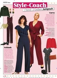 Titelbild der Ausgabe 52/2020 von News: Style-Coach. Zeitschriften als Abo oder epaper bei United Kiosk online kaufen.