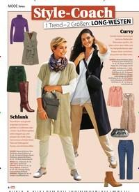 Titelbild der Ausgabe 53/2020 von News: Style-Coach. Zeitschriften als Abo oder epaper bei United Kiosk online kaufen.