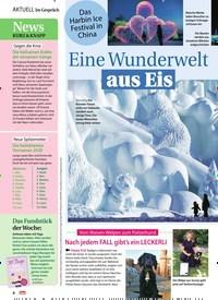 Titelbild der Ausgabe 4/2021 von Im Gespräch. Zeitschriften als Abo oder epaper bei United Kiosk online kaufen.