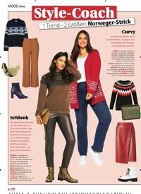 Titelbild der Ausgabe 4/2021 von News: Style-Coach. Zeitschriften als Abo oder epaper bei United Kiosk online kaufen.