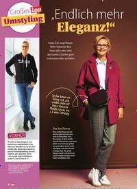 """Titelbild der Ausgabe 4/2021 von Großes Umstyling: """"Endlich mehr Eleganz!"""". Zeitschriften als Abo oder epaper bei United Kiosk online kaufen."""