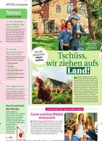 Titelbild der Ausgabe 7/2021 von Tschüss, wir ziehen aufs Land!. Zeitschriften als Abo oder epaper bei United Kiosk online kaufen.