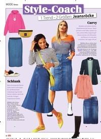 Titelbild der Ausgabe 8/2021 von News: Style-Coach. Zeitschriften als Abo oder epaper bei United Kiosk online kaufen.