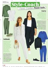 Titelbild der Ausgabe 9/2021 von News: Style-Coach. Zeitschriften als Abo oder epaper bei United Kiosk online kaufen.