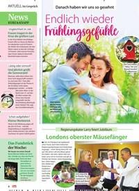 Titelbild der Ausgabe 13/2021 von Im Gespräch. Zeitschriften als Abo oder epaper bei United Kiosk online kaufen.