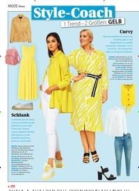 Titelbild der Ausgabe 14/2021 von News: Style-Coach. Zeitschriften als Abo oder epaper bei United Kiosk online kaufen.