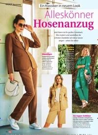 Titelbild der Ausgabe 14/2021 von Beratung: Ein Klassiker in neuem Look: Alleskönner Hosenanzug. Zeitschriften als Abo oder epaper bei United Kiosk online kaufen.