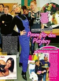 Titelbild der Ausgabe 6/2019 von Posen für den Playboy. Zeitschriften als Abo oder epaper bei United Kiosk online kaufen.