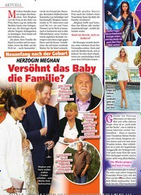 Titelbild der Ausgabe 13/2019 von Florian Silbereisen: Welche Frau erobert sein Herz?. Zeitschriften als Abo oder epaper bei United Kiosk online kaufen.