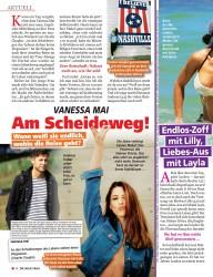 Titelbild der Ausgabe 18/2019 von Boris Becker : Nur auf die Mamaist immer Verlass!. Zeitschriften als Abo oder epaper bei United Kiosk online kaufen.