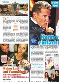 Titelbild der Ausgabe 22/2019 von ANDREA BERG: Kann sie Dieter Bohlen einfach nicht verzeihen?. Zeitschriften als Abo oder epaper bei United Kiosk online kaufen.