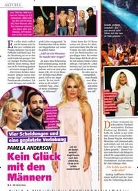 Titelbild der Ausgabe 28/2019 von HELENE FISCHER: Traurige Wende!. Zeitschriften als Abo oder epaper bei United Kiosk online kaufen.